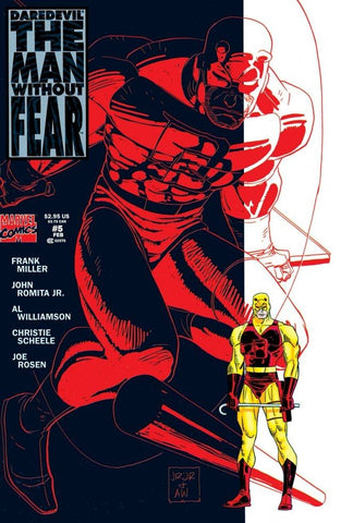 DAREDEVIL: THE MAN WITHOUT FEAR(1993) #5 (OF 5)