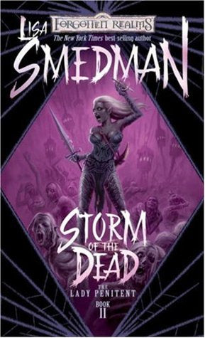 STORM OF THE DEAD (FORGOTTEN REALMS: LADY PENITENT #2)