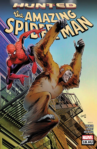 AMAZING SPIDER-MAN (2018) #18