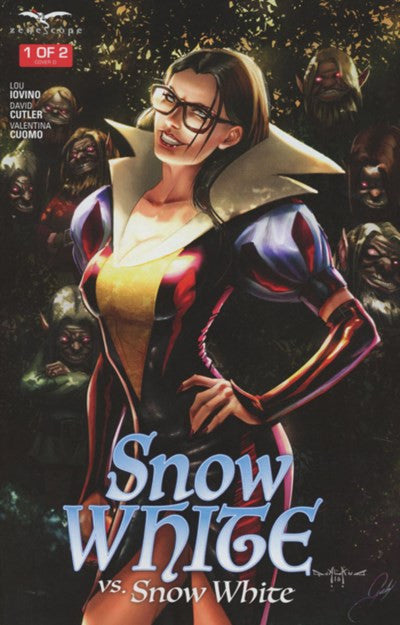 GRIMM FAIRY TALES PRESENTS SNOW WHITE VS. SNOW WHITE #1 VARIANT