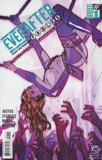 EVERAFTER: FROM THE PAGES OF FABLES (VERTIGO) #1