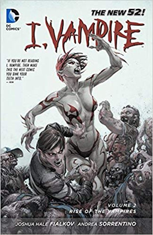 I, VAMPIRE VOL.2 - RISE OF THE VAMPIRES
