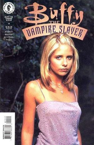 BUFFY THE VAMPIRE SLAYER #11 VARIANT