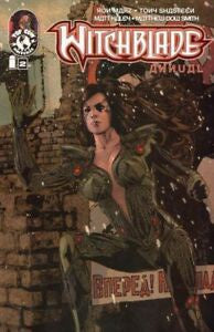 WITCHBLADE ANNUAL #2 VARIANT