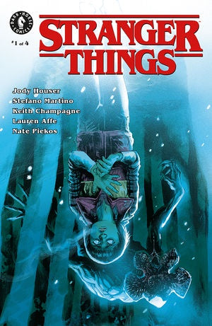 STRANGER THINGS #1 RAFAEL ALBUQUERQUE VARIANT