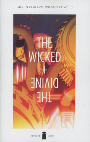 THE WICKED & THE DIVINE #22