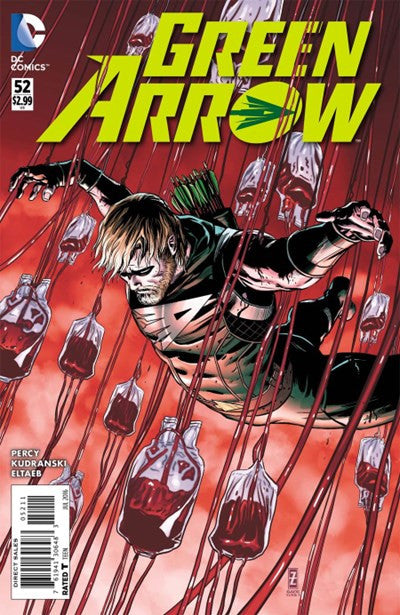 GREEN ARROW #52 NEW 52