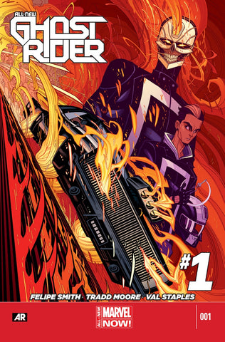 ALL-NEW GHOST RIDER #1