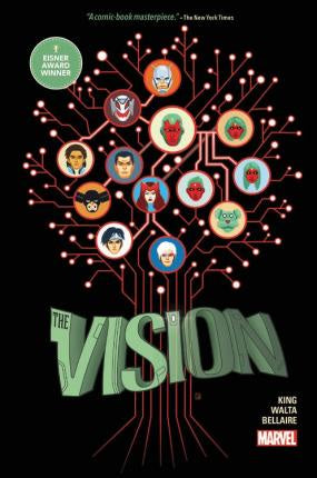 THE VISION BY TOM KING