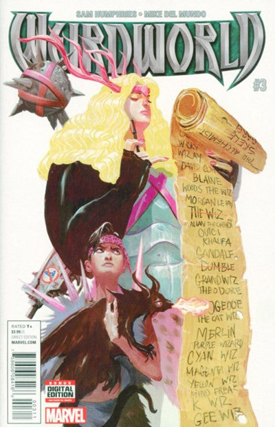 WEIRDWORLD #3 (2016)