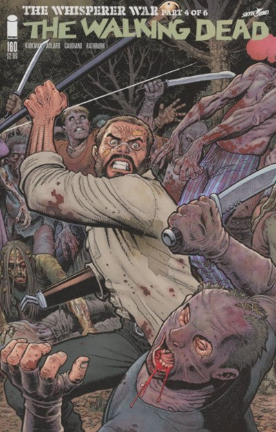 THE WALKING DEAD #160 VARIANT