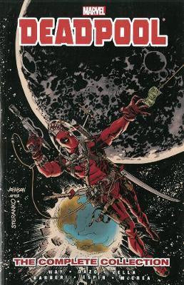 DEADPOOL: THE DANIEL WAY  COLLECTION VOL.3