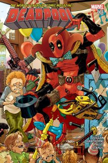 DEADPOOL #2 SERIES 4