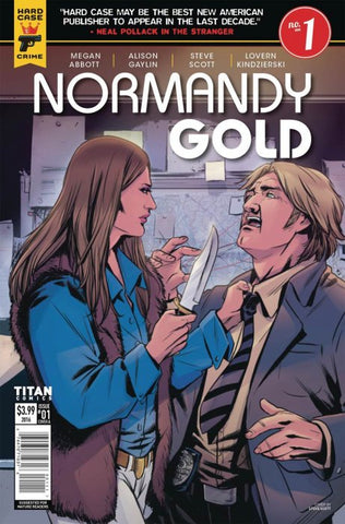 NORMANDY GOLD #1 VARIANT