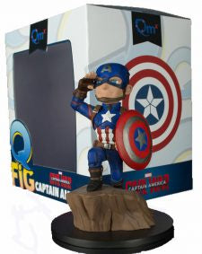 CAPTAIN AMERICA Q-FIG