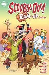 SCOOBY-DOO TEAM-UP VOL.4