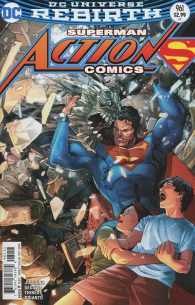 ACTION COMICS #961 (REBIRTH)