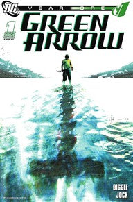 GREEN ARROW: YEAR ONE (2007) #1-#4 BUNDLE