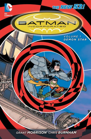BATMAN INCORPORATED VOL. 1: DEMON STAR HC