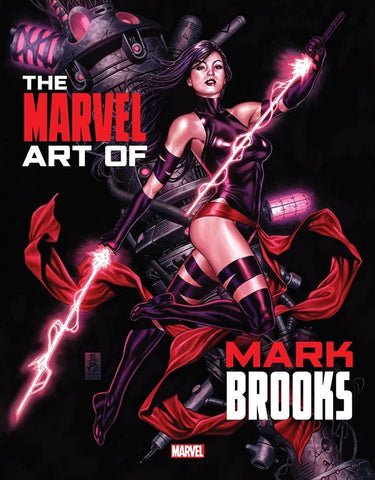 MARVEL MONOGRAPH: THE MARVEL ART OF MARK BROOKS
