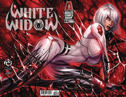 WHITE WIDOW (2019) #4 WRAPAROUND LENTICULAR VARIANT