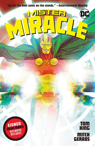 MISTER MIRACLE VOL.1 TPB