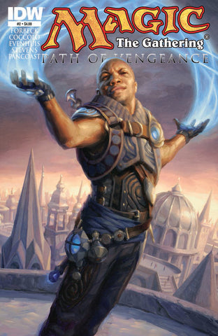 MAGIC: THE GATHERING - PATH OF VENGEANCE (2012) #2