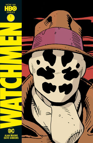 WATCHMEN: INTERNATIONAL EDITION LENTICULAR