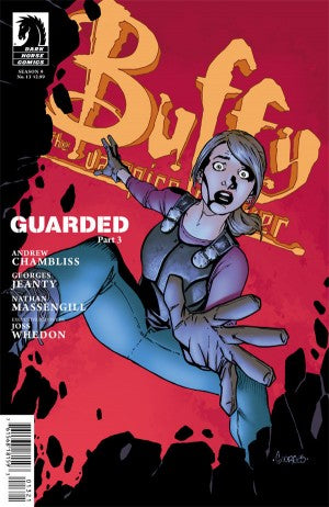 BUFFY THE VAMPIRE SLAYER: SEASON 9 (2011) #13 JEANTY VARIANT