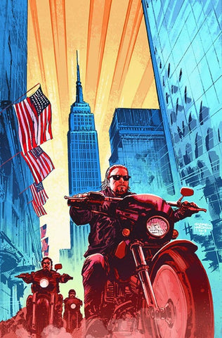 SONS OF ANARCHY (2014) #1 NYCC VARIANT
