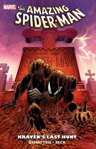 AMAZING SPIDER-MAN: KRAVEN'S LAST HUNT TP