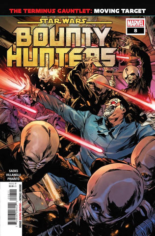 STAR WARS: BOUNTY HUNTERS (2020) #8