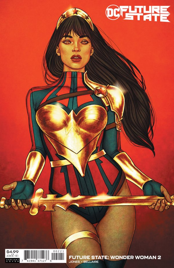 FUTURE STATE: WONDER WOMAN (2021) #2 VARIANT