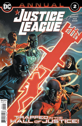 JUSTICE LEAGUE ANNUAL (2018) #2