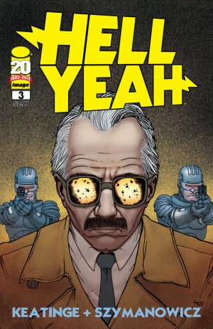 HELL YEAH (2012) #3