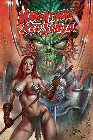 MARS ATTACKS RED SONJA (2020) #1