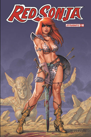 RED SONJA (2019) #18 VARIANT