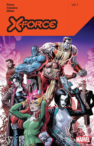 X-FORCE BY BENJAMIN PERCY VOL.1