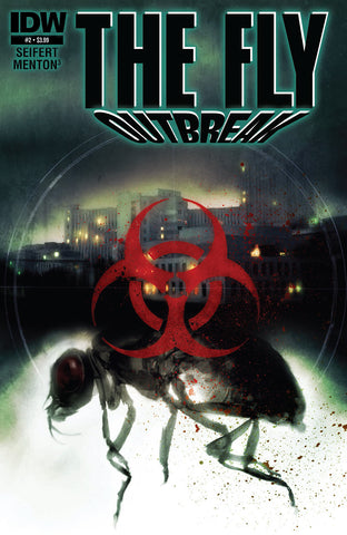 THE FLY: OUTBREAK (2015) #2