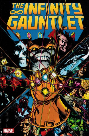 THE INFINITY GAUNTLET TPB