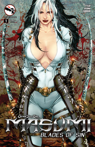 GRIMM FAIRY TALES PRESENTS: MASUMI (2014) #1