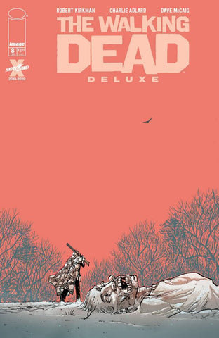THE WALKING DEAD DELUXE (2020) #8 MOORE VARIANT