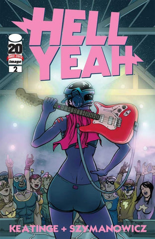 HELL YEAH (2012) #2