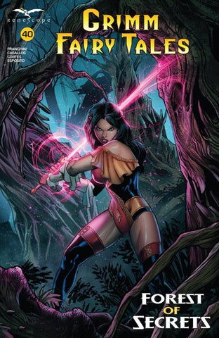 GRIMM FAIRY TALES (2016) #40
