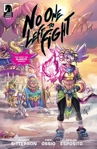 NO ONE LEFT TO FIGHT (2019) #2