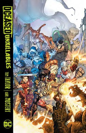 DCEASED UNKILLABLES HC