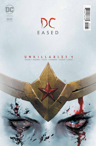 DCEASED: UNKILLABLES (2020) #1 HOMAGE VARIANT