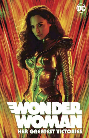 WONDER WOMAN: HER GREATEST VICTORIES (2020) TPB