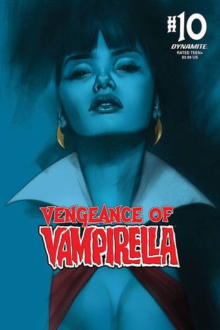 VENGEANCE OF VAMPIRELLA (2019) #10