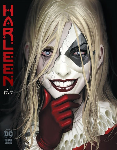 HARLEEN VOL.1 HC